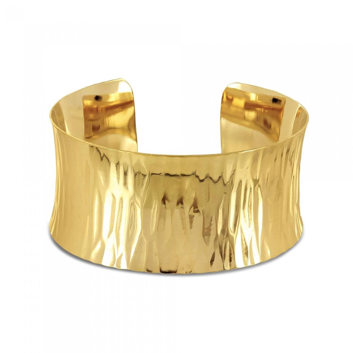 bracelet femme plaque or 18 carats