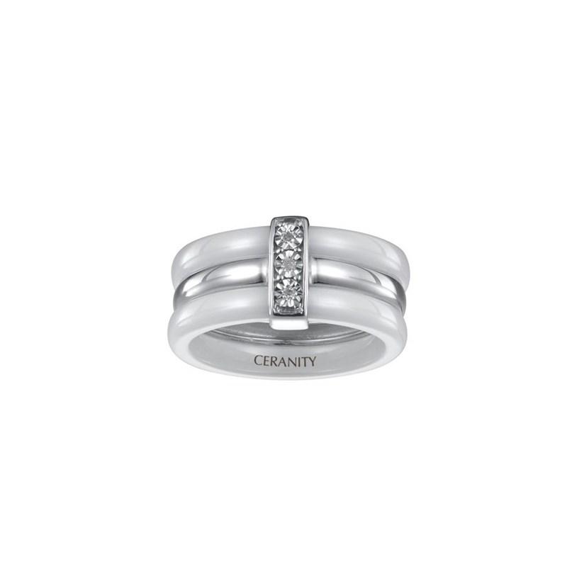 ceranity bague diamant