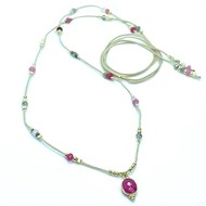 Collier Dina Agate