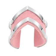 Bague rose SC Crystal