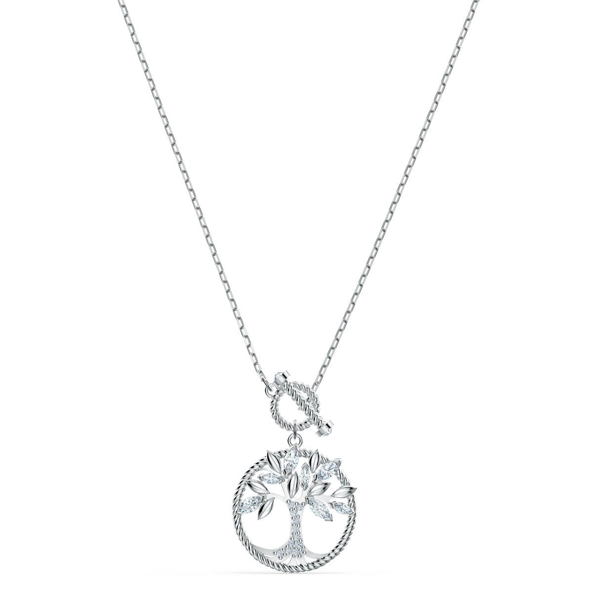 Collier Swarovski Symbolic Tree of life - vue 1