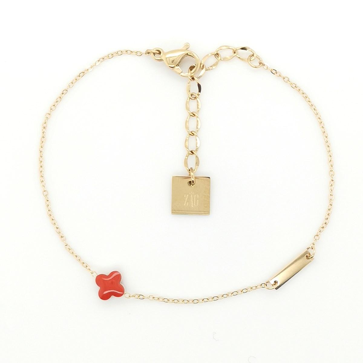 bracelet femme zag
