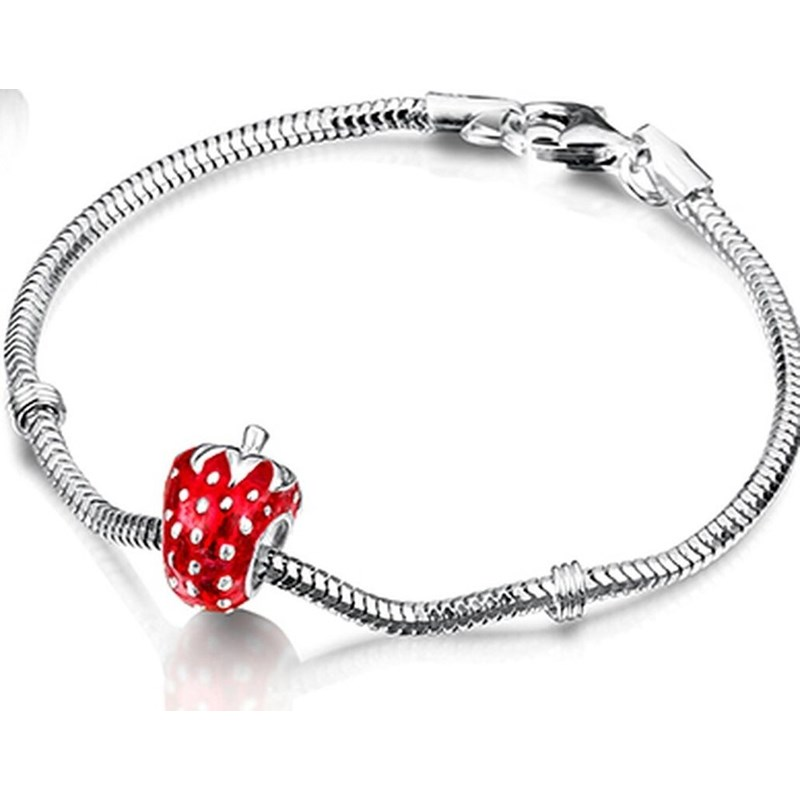 bracelet argent fille enfant