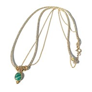 Collier Eclipse Amazonite
