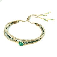 Bracelet Eclipse Amazonite