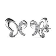 Boucles d'oreilles Sweety Butterfly