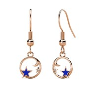 Boucles d'oreilles The Galaxy Hook