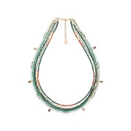 Collier Hipanema Eleonore Emerald