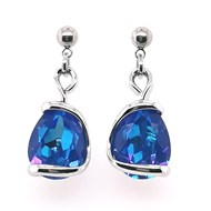 Boucles d'oreilles Marazzini New Drop Blue Delite