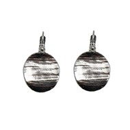 Boucles d'oreilles dormeuses TENERIFE, Made in France