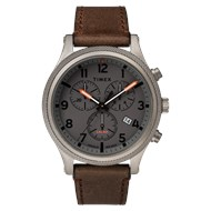 Montre Homme Timex 'Allied LT Chronographe' Boîter 42mm Cadran INDIGLO® Gris - TW2T32800