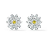 Clous d'oreilles Swarovski Eternal Flower